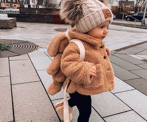 baby, fashion, and cute image
