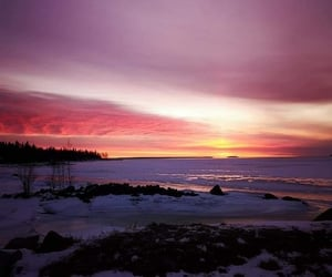 colourfull, sky, and sweden image