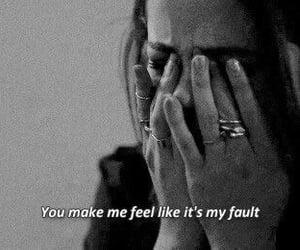 sad, selena gomez, and quotes image