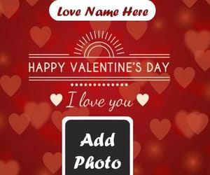 name and photo add, new best collection, and write name image image