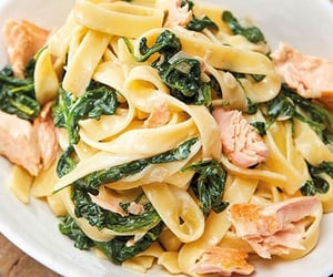 creme, food, and noodles image