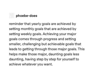 goals, inspiration, and new year image