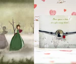 bridesmaid gift, luckycharm, and bridesmaidgift image
