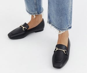black shoes, moda, and classy outfits image