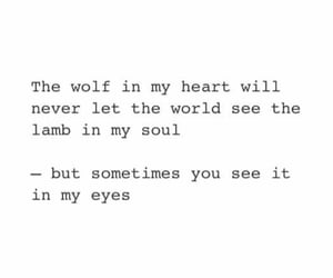 eyes, it, and the lamb image