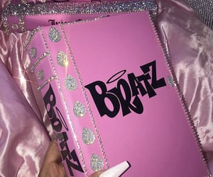 pink, bratz, and aesthetic image