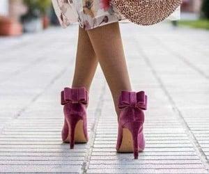 beauty, shoes, and moda image