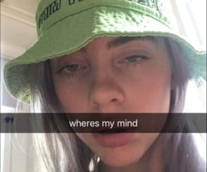 background, bucket hat, and instagram image