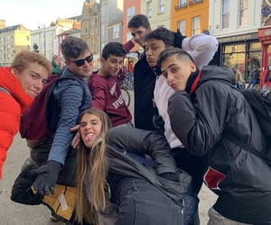 amizade, duck face, and friendship goals image