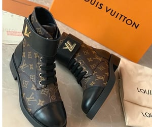 cool, famous, and vuitton image