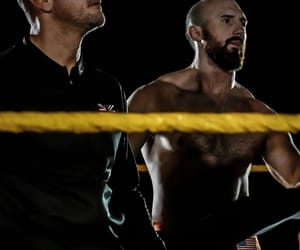 wwe, danny burch, and oney lorcan image