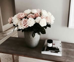 flowers, home, and rose image