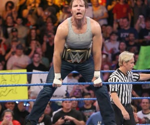 wwe, the shield, and dean ambrose image