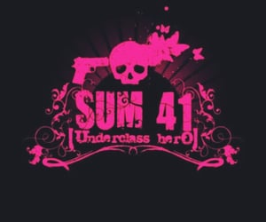 music and sum 41 image