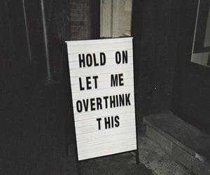 overthink image