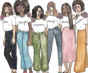 girls, feminism, and women image