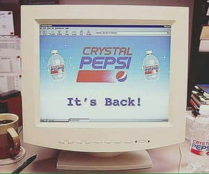 aesthetic, computer, and Pepsi image