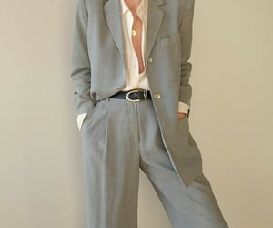 suit, fashion, and style image