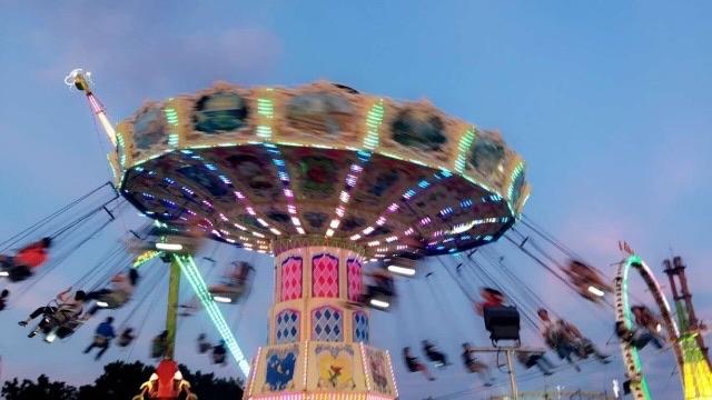 fun, carnival, and cool image