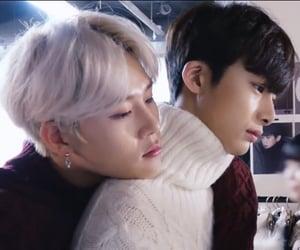kpop, hyungwon, and jooheon image