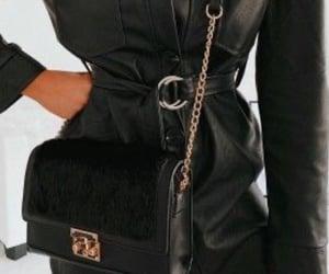 bags, dramatic, and moda image