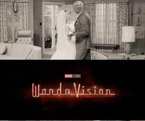 Marvel, disney plus, and wanda vision image