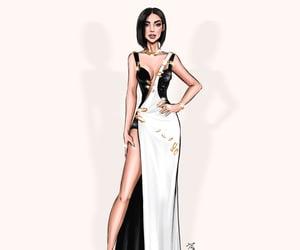 art, Donatella Versace, and music image