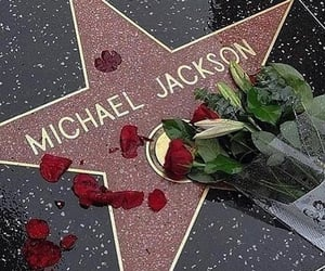 jackson, michaeljackson, and starforever image