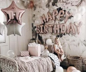 baloons, beauty, and party image