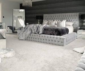 bedroom and glamorous image