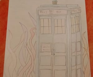 doctor who, tardis, and doctorwho image