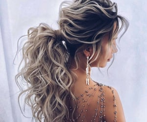 hair, style, and design image