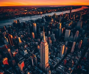 city, inspiration, and new york image