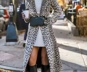 animal print, stylé, and boots image