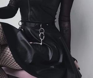 black, mood, and daring image