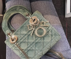 dior, bag, and style image