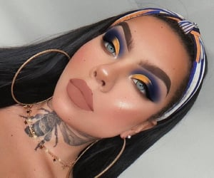 beauty, ideas, and makeup image