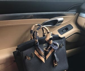 bag, hermes, and luxe image