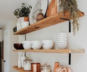 interior, interior design, and kitchen image