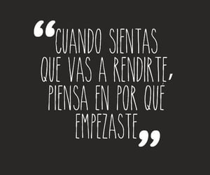 don't give up, no te rindas, and frases image