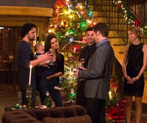 The Originals, nathan parsons, and hope mikaelson image