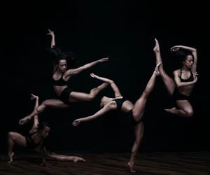 art, ballet, and contemporary image
