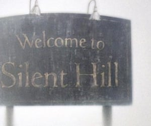 horror, silent hill, and movie image