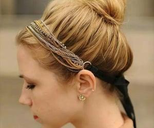 corte, cabello, and peinado image