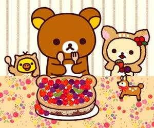 bear, wallpaper, and cute image
