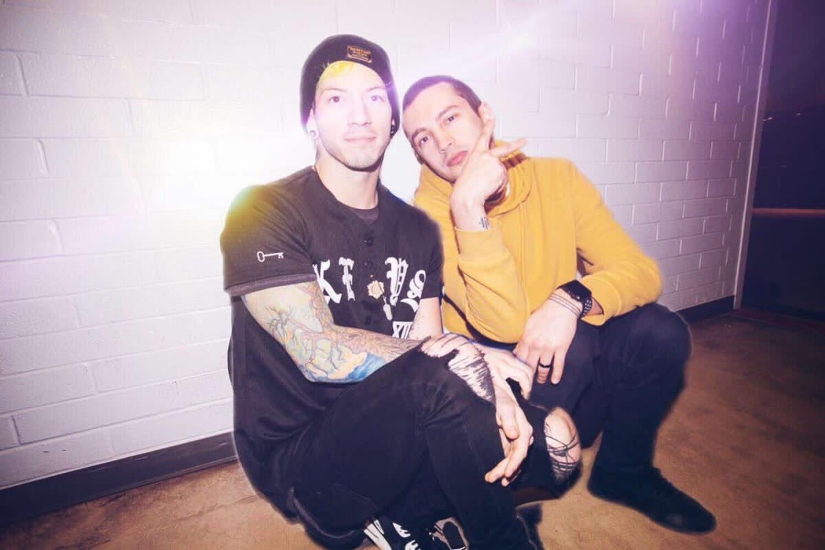article, trench, and twenty one pilots image