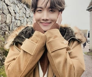 jin, bts, and winter package 2020 image