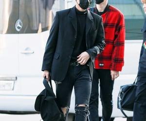 kpop, airport fashion, and mingi image