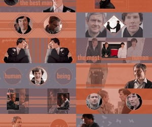 aesthetic, otp, and sherlock holmes image