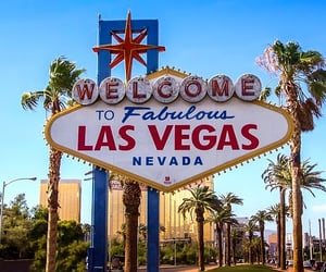 Las Vegas, travel, and travelguide image